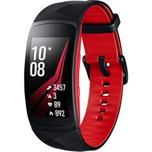 Samsung Gear Fit2 Pro in Rot